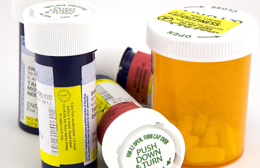 Pharmaceutical label printing by Kingfisher Labels