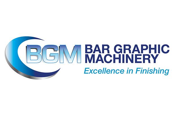 Bar Graphic machinery logo