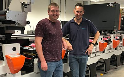 Kingfisher Invests In 7th Edale Machine