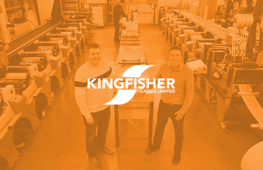 Kingfisher Labels UK